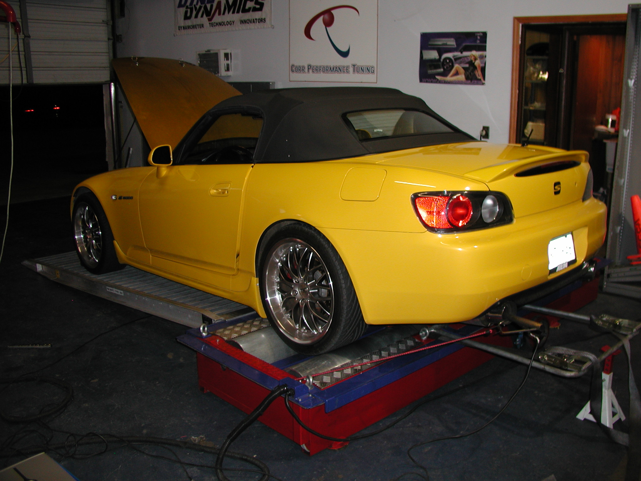 AP1 tuned by AEMv1